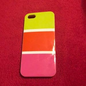 Accessories - Color block IPhone 5 case